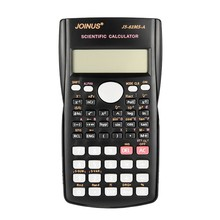 JOINUS นักเรียนเครื่องคิดเลขวิทยาศาสตร์เครื่องคิดเลขคณิตศาสตร์ขั้นสูงฟังก์ชั่นเครื่องคิดเลขมัลติฟังก์ชั่ 12 บิตเครื่องคิดเลขฝาครอบ