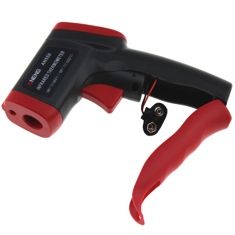 ANENG AN550 Non Contact Infrared Thermometer Gun to Measure Surface Temperature of Object 5