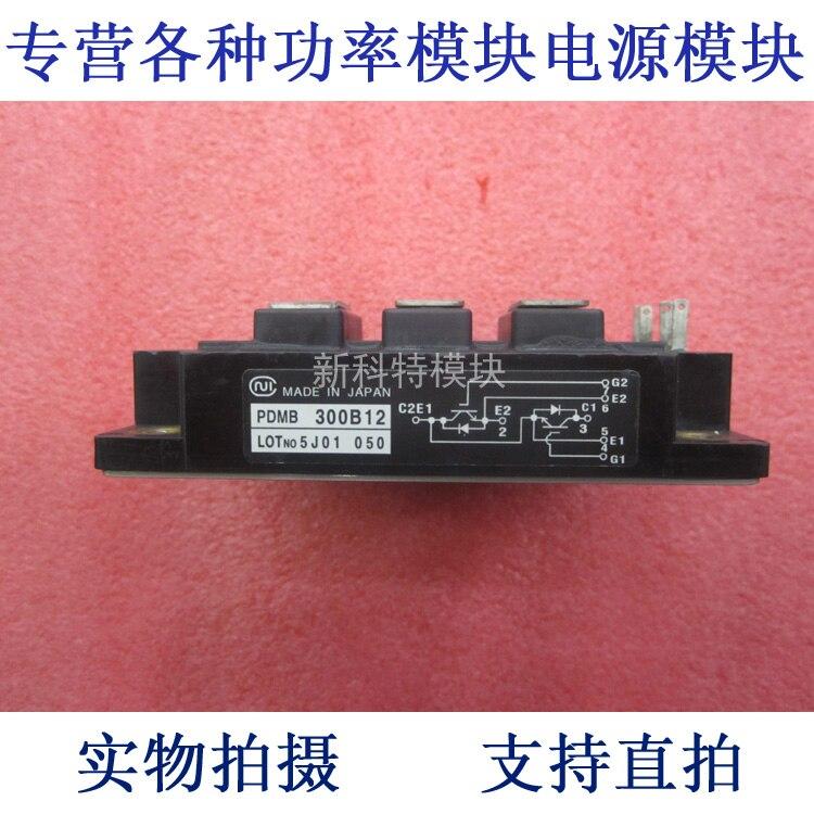 PDEM300B12 NIEC 300A1200V 2-Cell IGBT Module ...