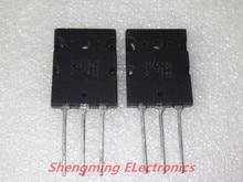 5 pares 2SA1943 A1943 + 2SC5200 10pcs C5200 transistor 100% Originais.