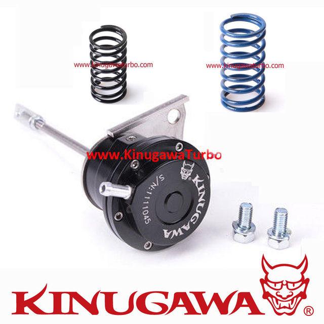 Adjustable Turbo Actuator for Kinugawa Turbo for Genesis Coupe 2.0 TD05 w/ 3 Springs
