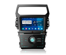 S160 Android 4.4.4 CAR DVD player FOR FORD EXPLORER Manual AIR Version (12-14) car audio stereo Multimedia GPS Head unit
