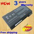 9 6600 мАч портативный ноутбук аккумулятор bateria MSI A5000 A6000 A6200 CR600 CR610 CR700 CX600 CX700 BTY-L74 BTY-L75 KB17019