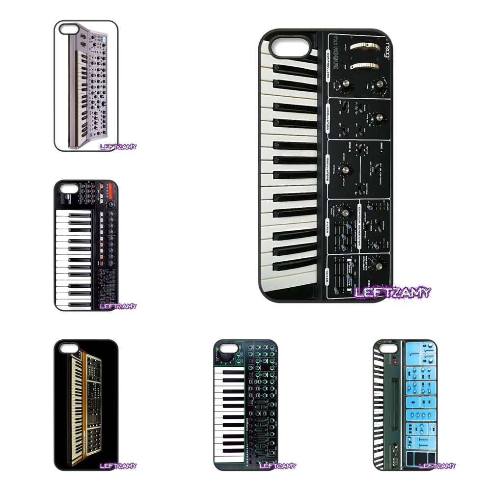 Synth Synthesizer Moog Vintage Phone Case Cover For HTC One M7 M8 M9 A9 Desire 626 816 820 830 Google Pixel XL One Plus X 2 3