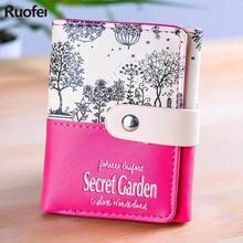 Лидер продаж брендовый роскошный женский кошелек маленький портмоне