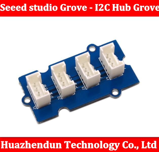 цена Seeed studio Grove - I2C Hub Grove New Free shipping онлайн в 2017 году