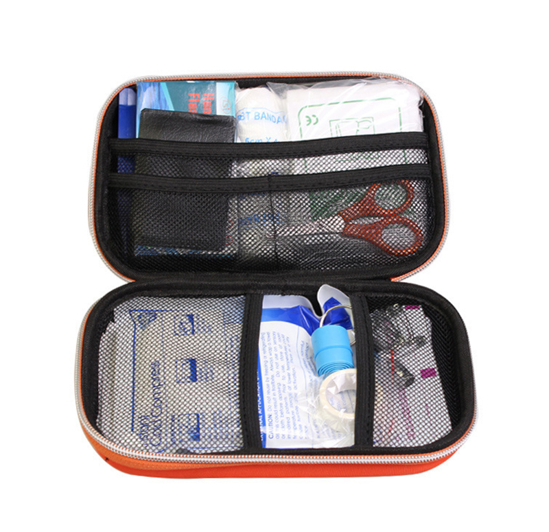 Health Care Outdoor Sports Travel Camping Emergency Survival First Aid Kit Bag Box