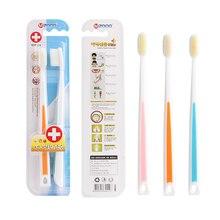 Экологичная зубная щетка мягкая зубная щетка уход за полостью рта нано силиконовая эко зубная щетка 2 шт./партия зубная щетка es для влюбленных
