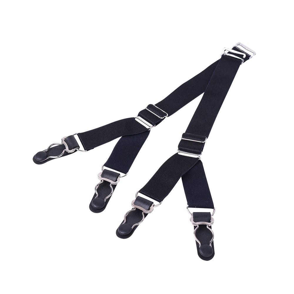 Men's Accessories Other Men's Accessories Elastic Shirt Stay Garter Belts Corset Holders Stockings Fastener Suspender