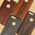 Натурального Дерева, Телефон Случаях Для iPhone 7 7 Plus Case высокое Качество Ультра Тонкий Прочный Пуленепробиваемый Материал Деревянные Крышки Фун Shell