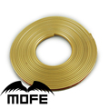 "MOFE Universal 8M Rim Guard Wheel Rim Protector up to 22"" Green Pink Red Orange Blue Black Silver Yellow White Gold"