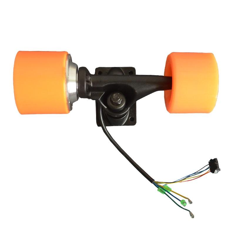 Angeln hub Bord Elektrisches Skateboard motor mit disc bremsen, fabrik ursprünglichen design hohe qualität Elektroroller Motor