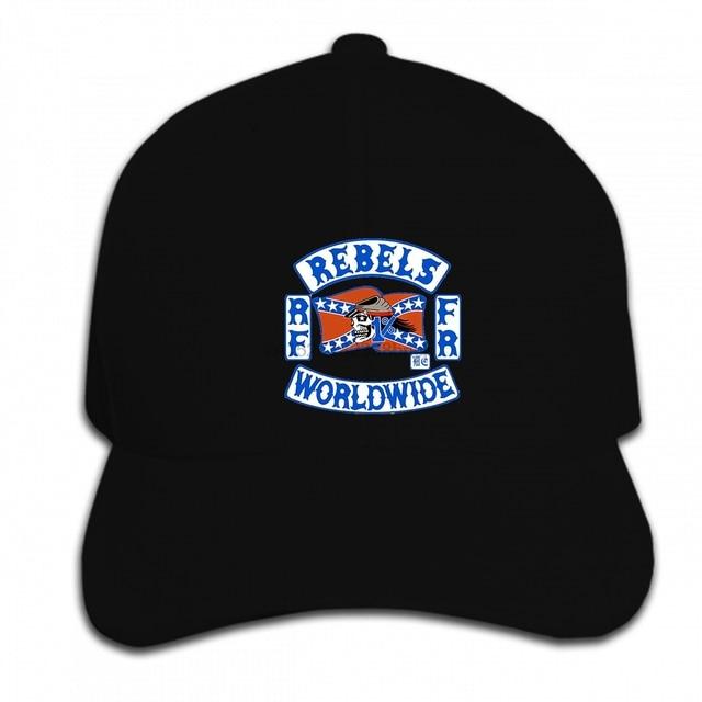 d2aa7e2a98b Print Custom Baseball Cap Hip Hop Rebel Worldwide MC Hat Peaked cap ...
