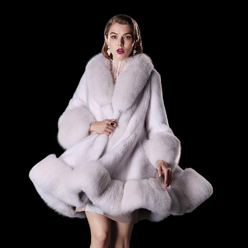 LVCHI Γυναικεία πλεκτά γνήσια γούνινα - Γυναικείος ρουχισμός - Φωτογραφία 3