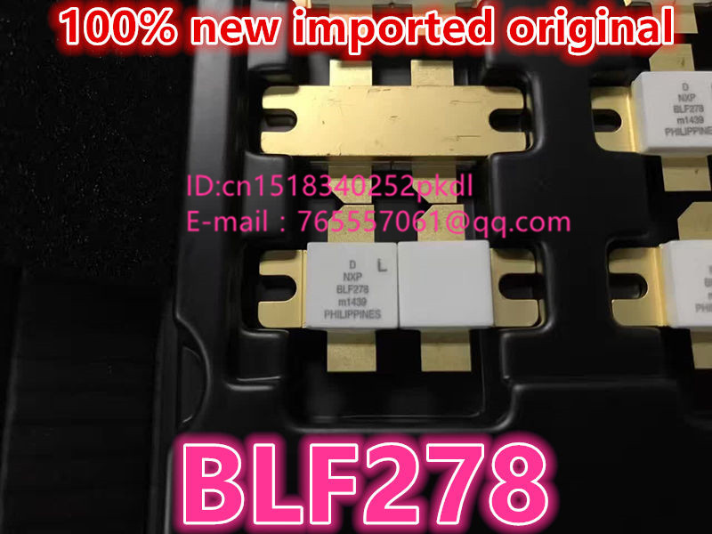 Aoweziic 100 new original BLF278 transmitter RF amplifier tube