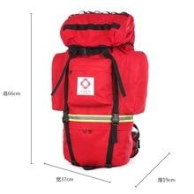 Новое поступление, 2 шт. в партии, медицинский спасательный рюкзак, аптечка первой помощи, аварийный санитарный хирургический пакет для удаления травм