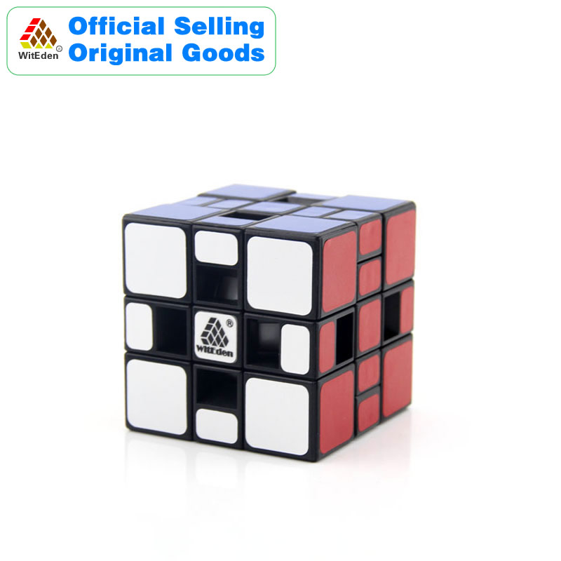 WitEden v2 3x3x3 Magique Cube 3x3 Cubo Magico Professionnel Vitesse Neo Cube Puzzle kostka Antistress Fidget Jouets Pour Garçon