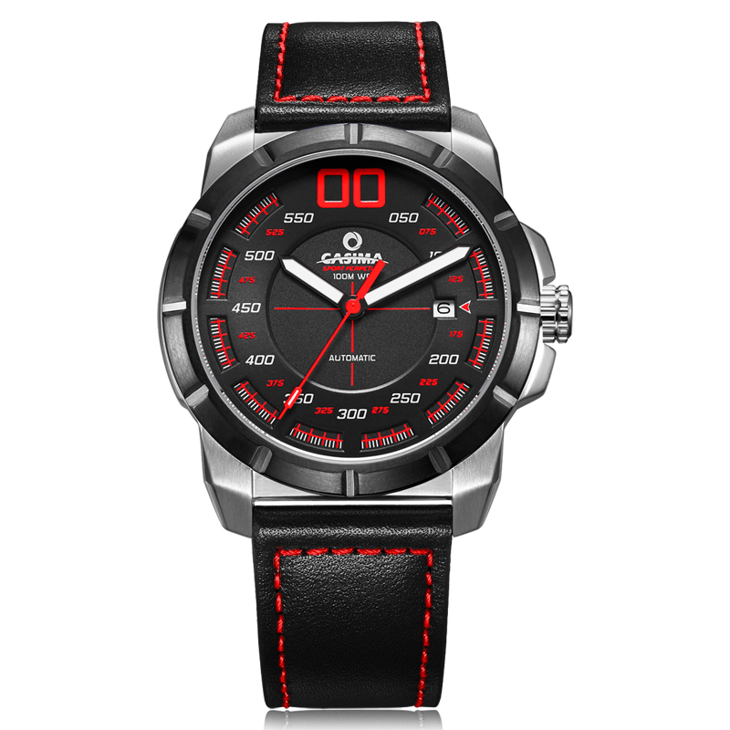 Reloj Hombre 2017 CASIMA Luxury Brand Sport Automatic Mechanical Watch New design Watches men Fashion Business dress Waterproof