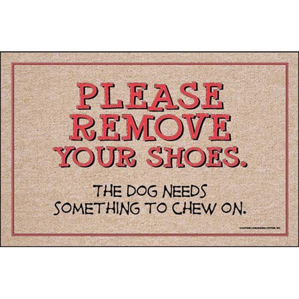 Memory Home Please Remove Your Shoes Indoor Outdoor Doormat Non ...