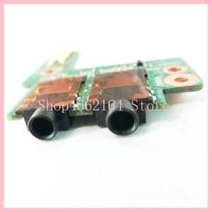 Image 4 - Dla asus rog G750 G750JX G750JH G750JM G750J G750JW G750JS G750JZ gniazdo zasilania prądem stałym pokładzie przełącznik gniazda przycisk
