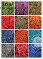 24 Colores 1 MM Láser Láser Holográfico Glitter Lentejuelas de uñas de diseño, arte y artesanía accesorios 1 Lote = 50g * 24 colores = 1200g