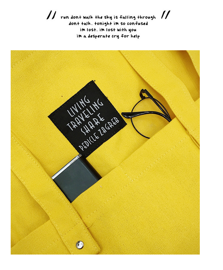 New High quality canvas bag Totes Bucket Bags single shoulder messenger bag female youth leisure colorful small handbag Student Women Women's Bags cb5feb1b7314637725a2e7: 01 Grey|02 Black|03 Yellow|04 Blue|05 White|06 Yellow-DP|07 Grey-DP|08 Black-DP|09 White-DP|10 Blue-DP