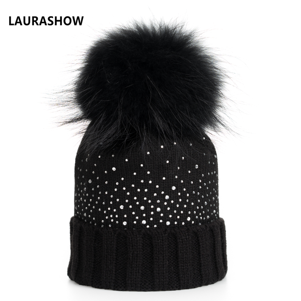 e6d68882a1c Detail Feedback Questions about LAURASHOW Winter Baby Real Mink Fur ...