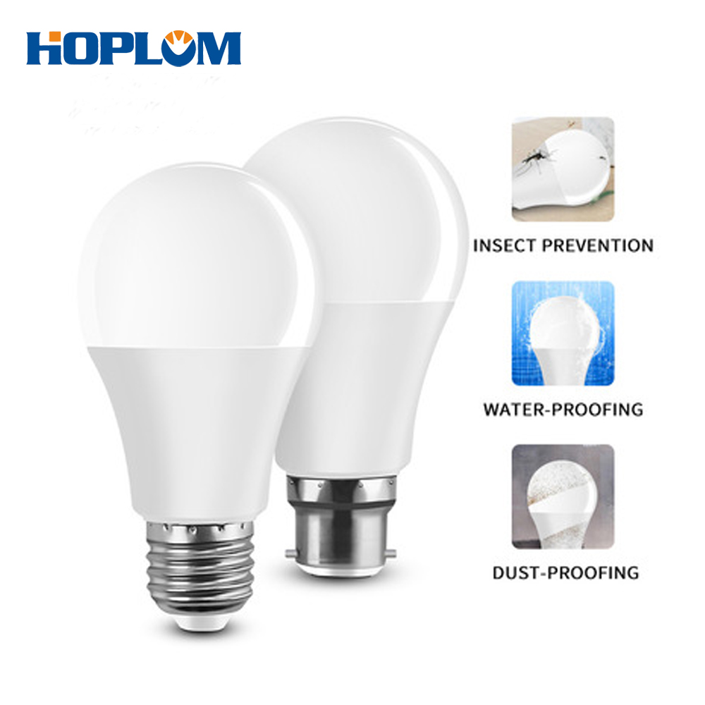 A19 LED Light Bulbs 3000K/6000K No Flicker E26/E27 Screw Base Bulbs,AC110-265V Perfect For Droplight,Floor Lamp,Non-Dimmable