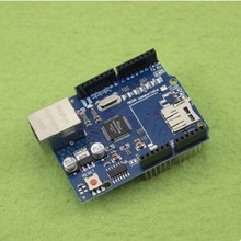 5pcs/lot Ethernet W5100 Network Expansion Board SD Card Expansion based on For Arduino