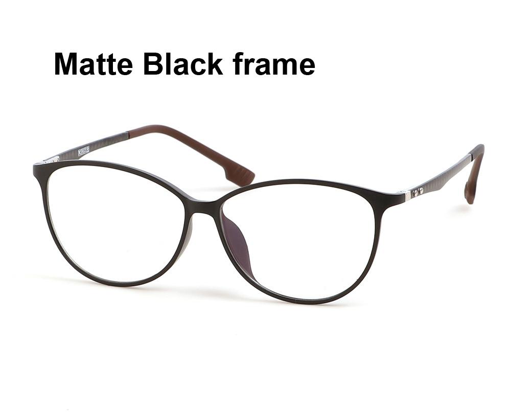 Ultraleichte Carbon Kunststoff Stahl Sonnenbrille Rahmen Retro ...