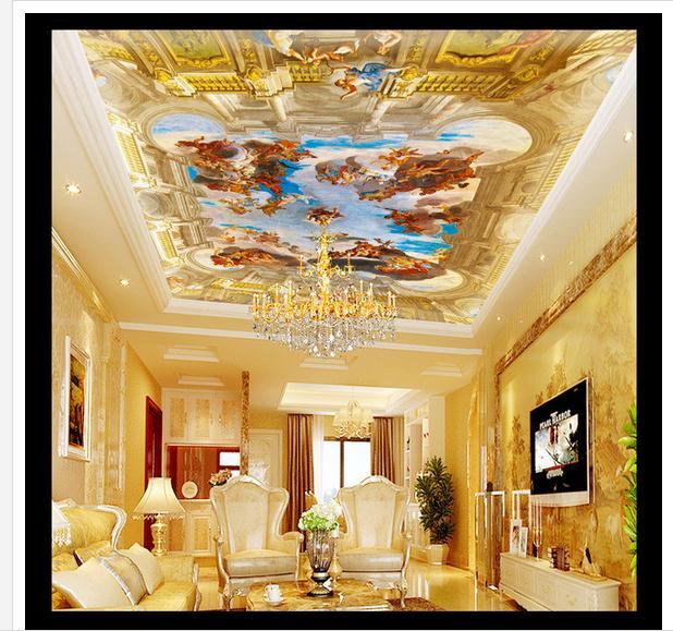 Popular royale wallpaper buy cheap royale wallpaper lots for Zenith garden rooms