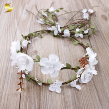 Flower Crown Flower Head Band