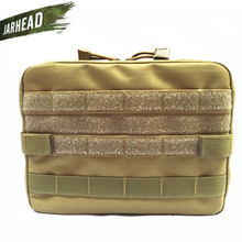 Bagged Pouch-Case Modular Utility-Pouch Airsoft MOLLE Small Tactical Military Edc-Bag