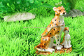 Joyas Caja de La Baratija Enjoyada tigre Tigre Animal Estatuilla de Cristal Caja De Joyería De Metal Caja De La Baratija Enjoyada Tigre Lindo Cachorro de Tigre