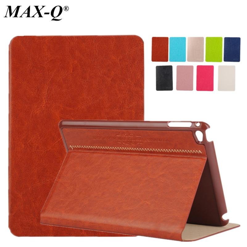 For iPad Mini 4 7.9 Case Auto Sleep/Wake Up PU Leather Stand Flip Smart Tablet Case For iPad mini 4 ultra slim Case Cover