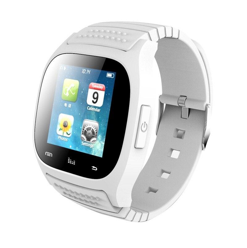 Moda Smartwatch Bluetooth Fitness Ekipmanları Spor Altimetre Termometre Barometre Hayat Su Geçirmez Android Telefon Erkekler Lady