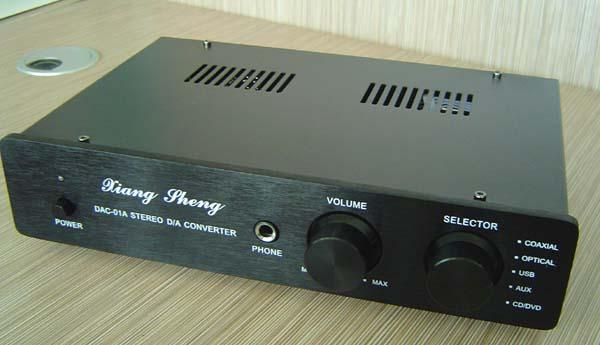 DAC-01 Digital Tube USB DAC Audio Decoder Headphone Amp Hi-Fi Pre-Amplifier fx audio dac x3 desktop dac headphone amplifier hi fi cm108 cs8416 cs4344 ne5532 headphone amp dac usb optical input