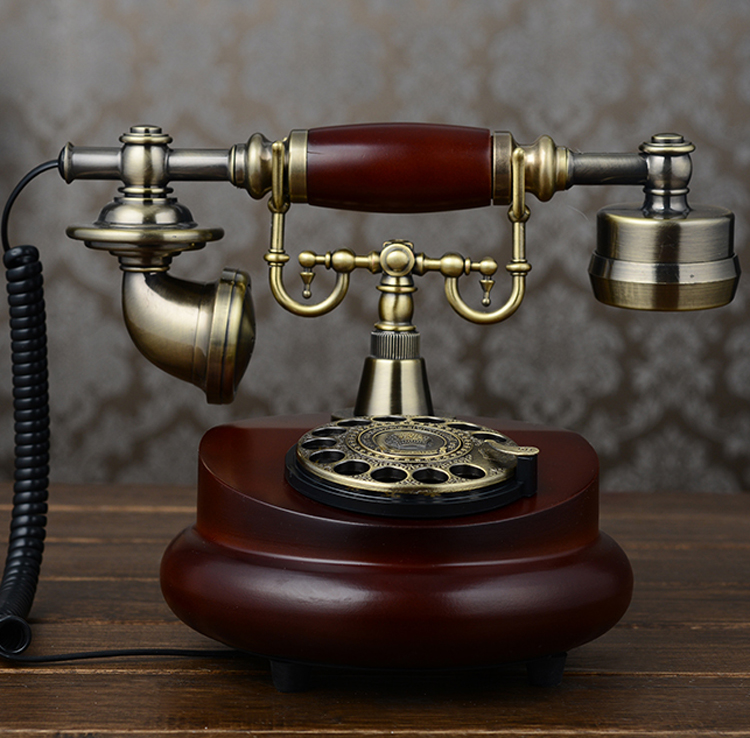 Fashion Phone Antique Telephone Vintage