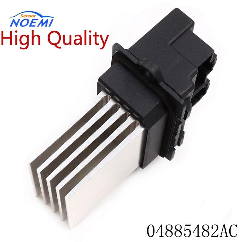 Yaopei aquecedor de carro ventilador resistor para chrysler/voyager/cidade/país/dodge/jeep 04885482ac 04885482aa 04885482ad