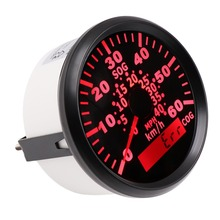 GPS Speedometer Marine Universal 85mm Car 60 with Backlight Fit Car-9--32v for BMW Passat
