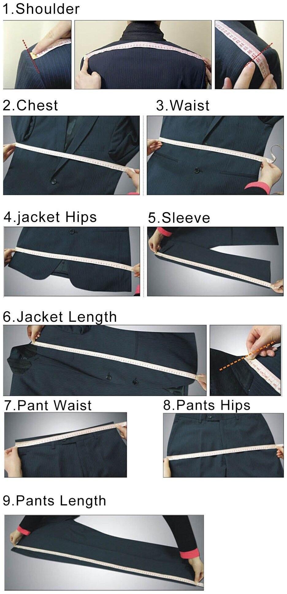 Одна кнопка жениха носить с золотой шалью лацканом из двух частей свадебные смокинги на заказ онлайн мужские деловые костюмы (куртка + брюки)