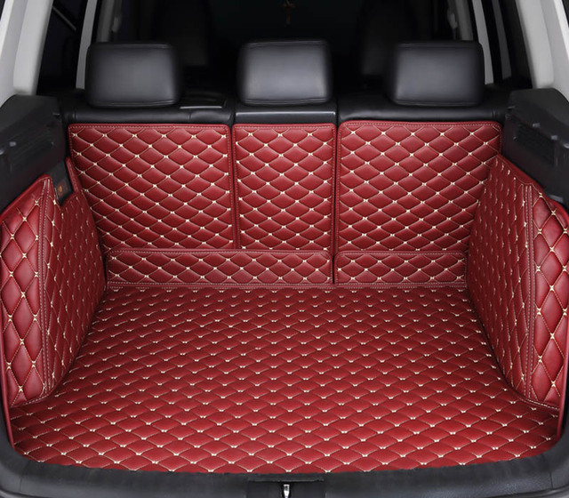 Car Believe Car Trunk Mat For Bmw X3 E83 F15 Bmw X6 F16 F30 G30 F10