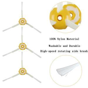 Image 2 - IRobot Roomba 600 Serie (585,595,610,620,630,650,660,680) Stofzuigen Robots Aero Vac Filter Haren Flexibele Beater