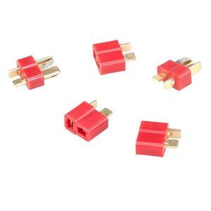 Image 5 - 100 pairs Anti schleudern Deans XT stecker T stecker Männlich & Weiblich Dean Stecker Für ESC Batterie 20% off