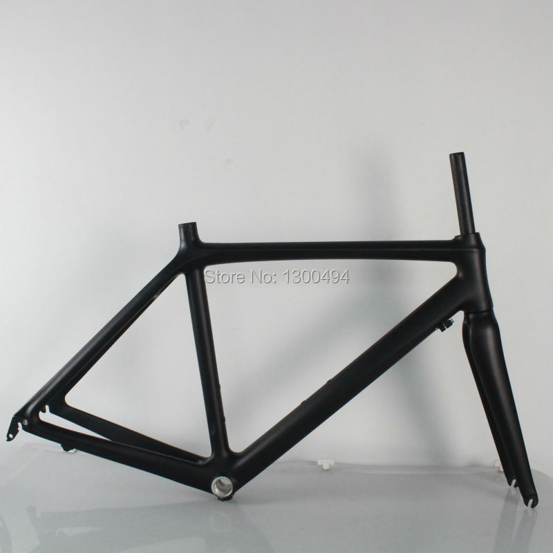 Out Door Cycling Carbon Road Frames 700C KQ-RB57 Fork included UD size 57cm available Cheap Price image