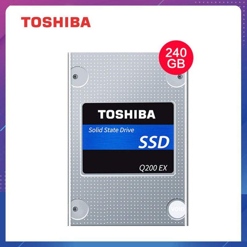 TOSHIBA Q200 EX 240G MLC SSD disque dur à semi-conducteurs interne 240 GB 2.5