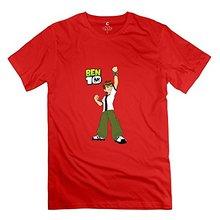 Father's Day Men's Ben 10 T-Shirt O Neck Geek