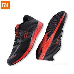 Xiaomi Mijia inteligentne buty do biegania 21 k inteligentny chip tłumienie światła oddychająca inteligentny na świeżym powietrzu buty sportowe dla człowieka kobieta 1