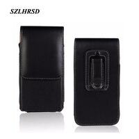 SZLHRSD Belt Clip PU Leather Waist Holder Flip Pouch Case for Blackview A10 S8 P6 R6 lite A7/A9 Pro/BV7000/BV8000/BV9000 Pro