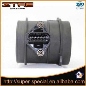 Mass Air Flow Sensor สำหรับ Mercedes 00-03 CL500 01-04 CL55 01-04 CL600 CLK 430 /500/55